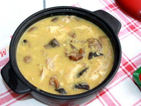 Przepis: Zupa z czerwonej soczewicy