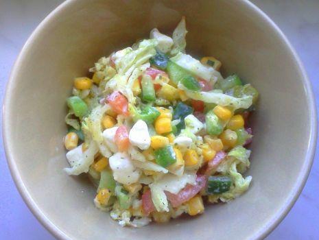 Przepis: Zdrowa sałatka z fetą