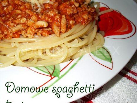 Przepis: Domowe spaghetti bolognese wg Aleex