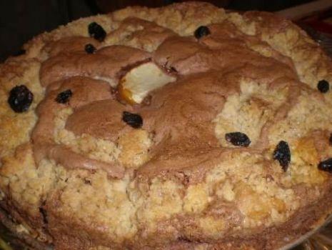 Przepis: Ciasto z kruszonką