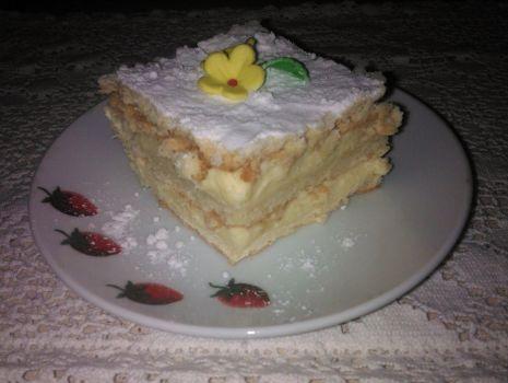 Przepis: Sernik gotowany mojej babci
