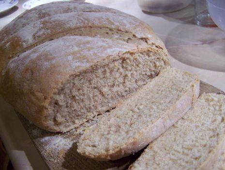 Przepis: Chleb pszenny na drożdżach