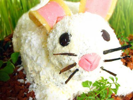 Przepis: Wielkanocny zając Rafael