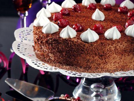 Przepis: Błyskawiczny tort schwardzwaldzki