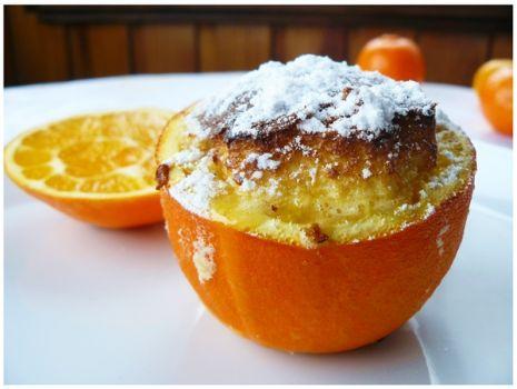 """Przepis: """" Suflet pomarańczowy """""""