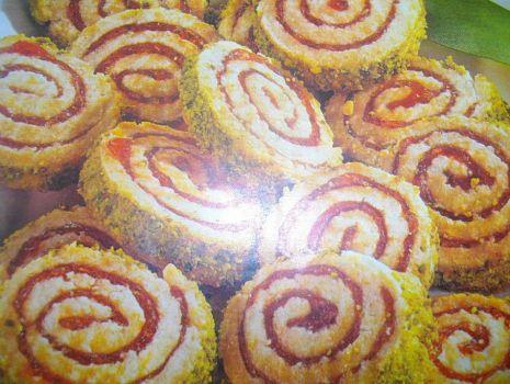 Przepis: Ciasteczka na święta i nie tylko