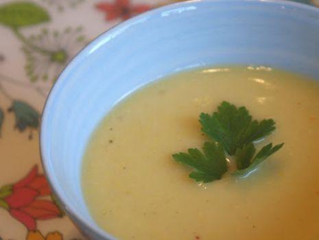 Przepis: Zupa Krem z kukurydzy