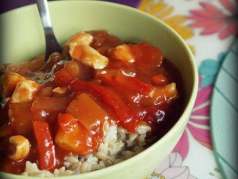 Przepis: Kurczak w sosie słodko kwaśnym z chilli