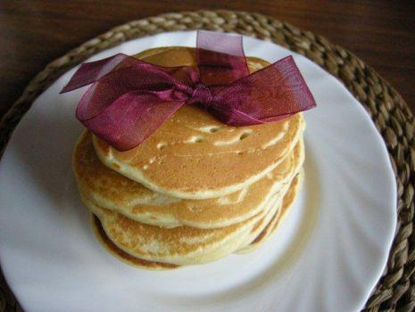 Przepis: Pancakes na mleku
