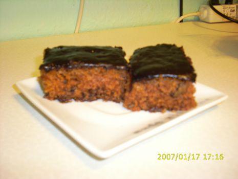 Przepis: Ciasto marchewkowe