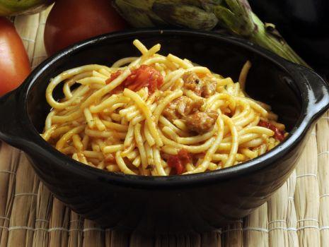 Przepis: Macaroni peperoni