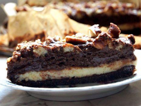Przepis: Nieziemsko pyszne ciasto czekoladowe