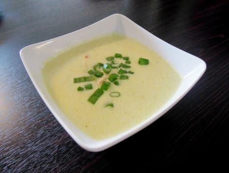 Przepis: Zupa kokosowa z kurczakiem