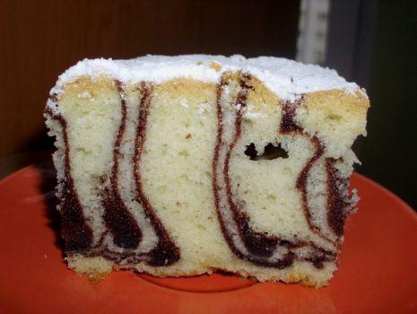 Ciasto Zebra Z Przepisu Pani Ewy Wachowicz Przepis Na Ciasto Zebra