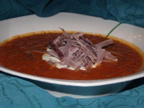 Przepis: Zupa krem pomidorowa