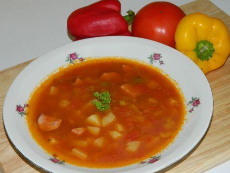 Przepis: Zupa cygańska