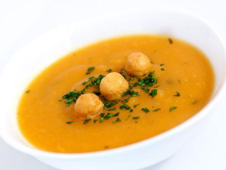 Przepis: Zupa-krem z warzyw