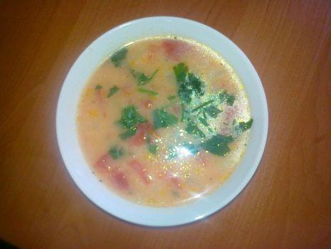 Przepis: Moja zupa pomidorowa