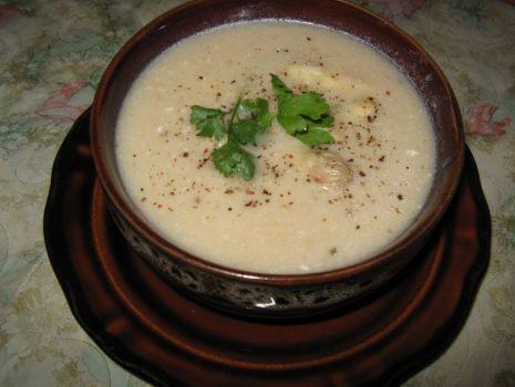 Przepis: Zupa szparagowa