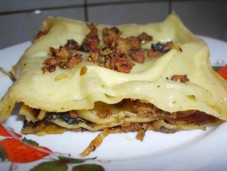 Przepis: Lasagne z mięsem