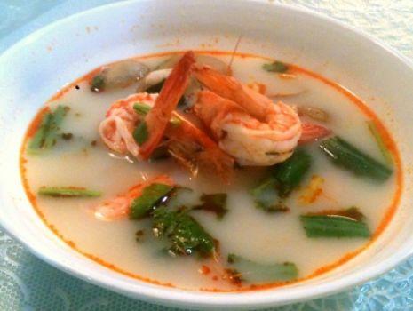 Przepis: Zupa Tom Yum Kung