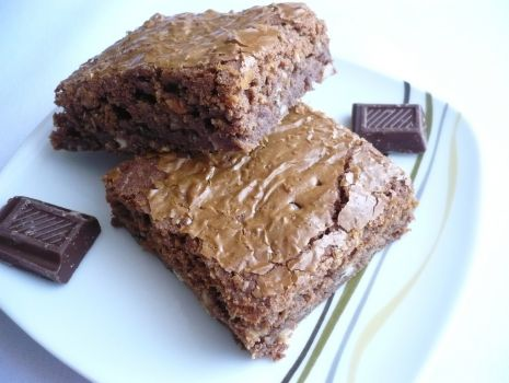 Przepis: Brownies