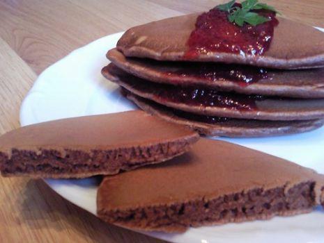 Przepis: Pancakes - czyli Amerykańskie śniadanko