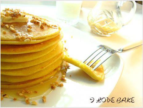 Przepis: Klasyczne pancakes