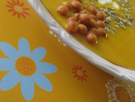 Przepis: Orientalna zupa z dyni