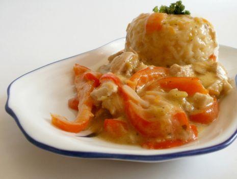 Przepis: Tajskie curry Blue Dragon