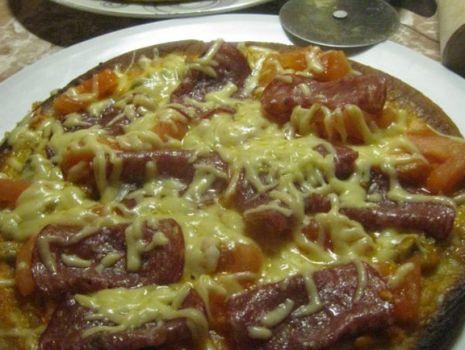 Przepis: Pizzerinki prosto z patelni