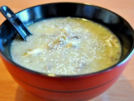 Przepis: Chińska Zupa Pikantno-Kwaśna