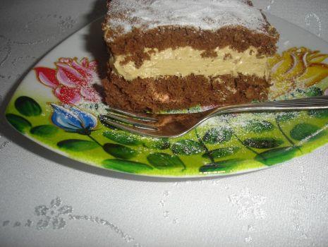 Przepis: Ciasto kawowe