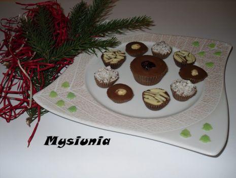 Przepis: Domowe czekoladki