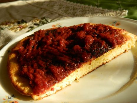 Przepis: Omlet na słodko