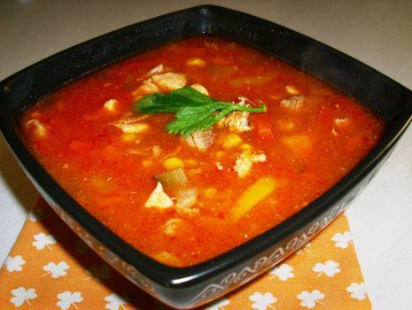 Przepis: Iłżecka zupa wg Aleex