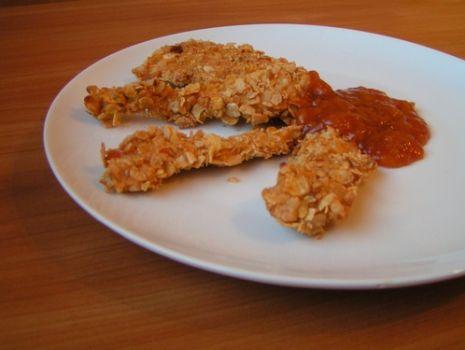 Przepis: Nuggetsy z kurczaka