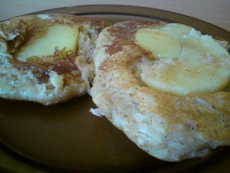 Przepis: Racuch z jabłkiem i cynamonem