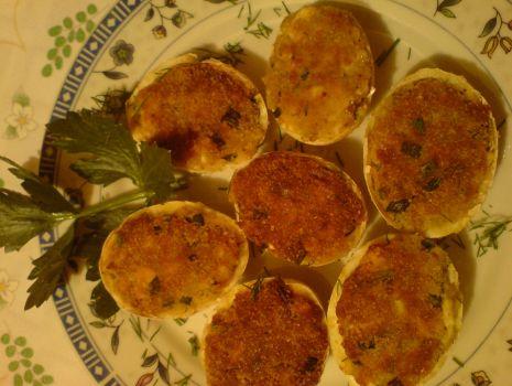 Przepis: Jaja faszerowane w skorupkach