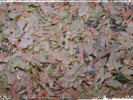 Przepis: Surówka z kapusty pekińskiej