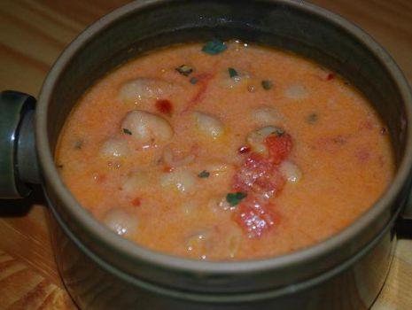 Przepis: Zupa z Cieciorki wg Potok