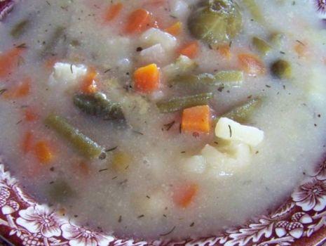 Przepis: Zupa jarzynowa