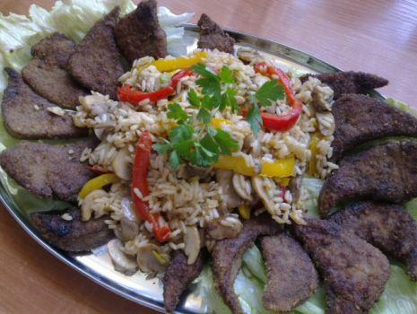Przepis: Smażony ryż po chińsku