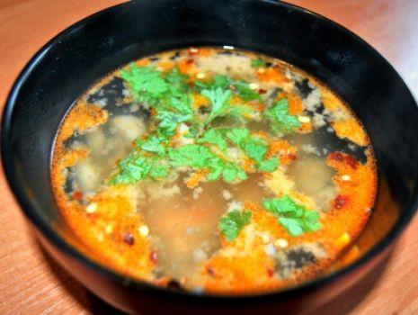 Przepis: Zupa Tom Yum