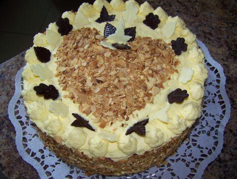 Przepis: Tort urodzinowy Stasia