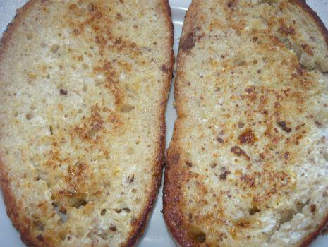 Przepis: francuskie tosty z cynamonem
