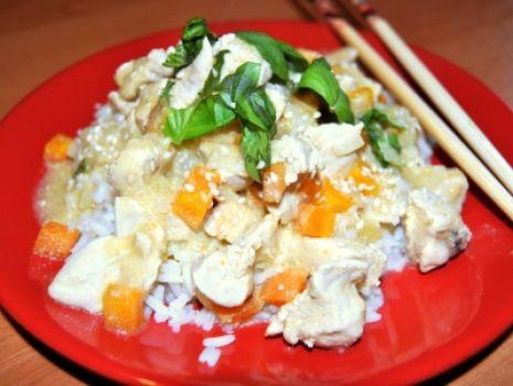 Przepis: Kurczak Curry Po Wietnamsku