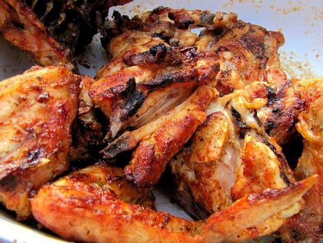 Przepis: Kurczak marynowany z grilla