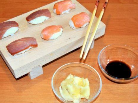 Przepis: Nigiri Sushi
