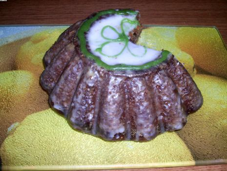 Przepis: Babka miodowo kakaowa